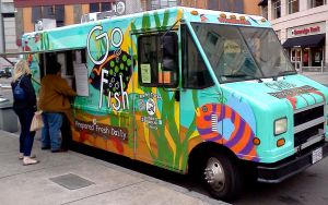 Go Fish Food Truck Boston
