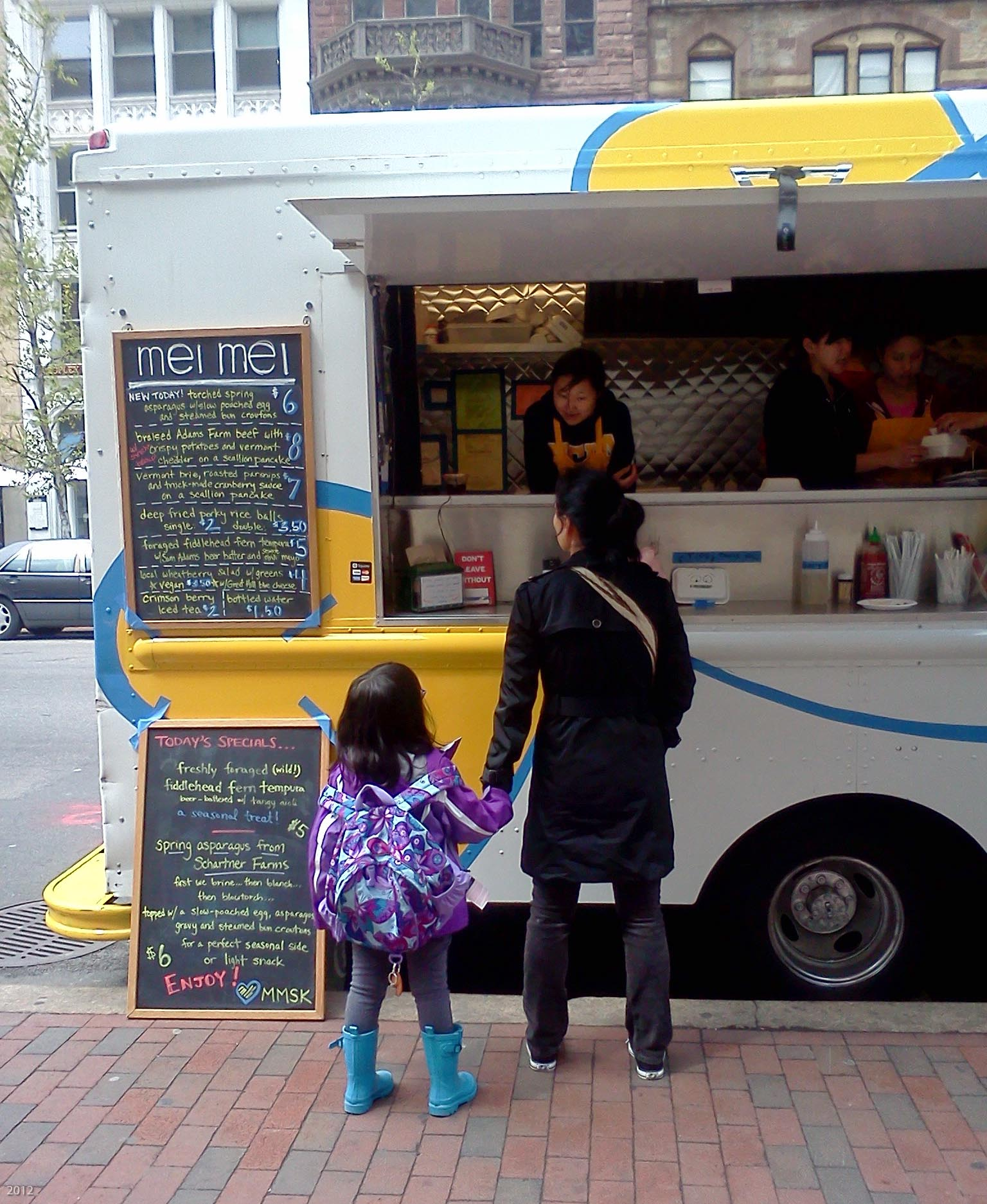 Boston Food Truck Blog: Reviews and Ratings | Chowin' down on the