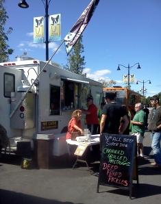 Quite Frank Food Truck