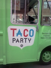 taco party food truck boston